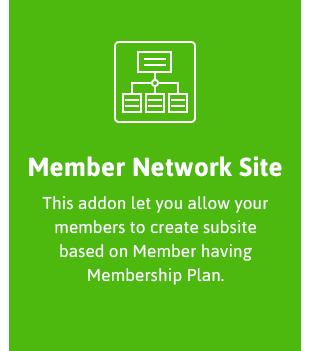 ARMember - WordPress Membership Plugin - 25  - member network site addon - ARMember – WordPress Membership Plugin