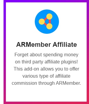 ARMember - WordPress Membership Plugin - 23