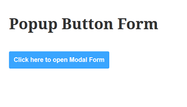 ARMember Shortcode in for popup modal