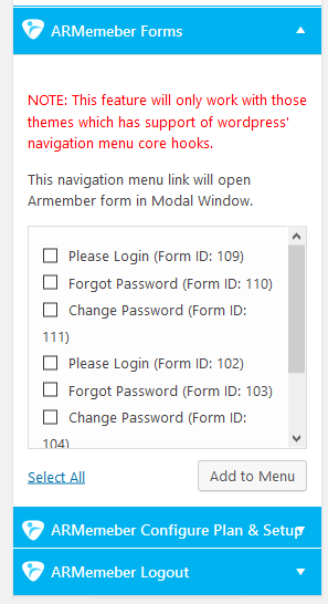 ARMember_nav_menu_support