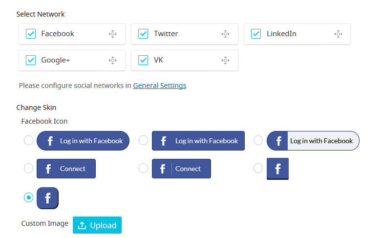 ARMember Forms Social Icon ( Social Login )