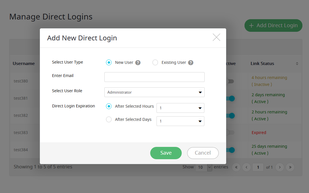 ARMember_direct_login