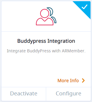 ARMember BuddyPress
